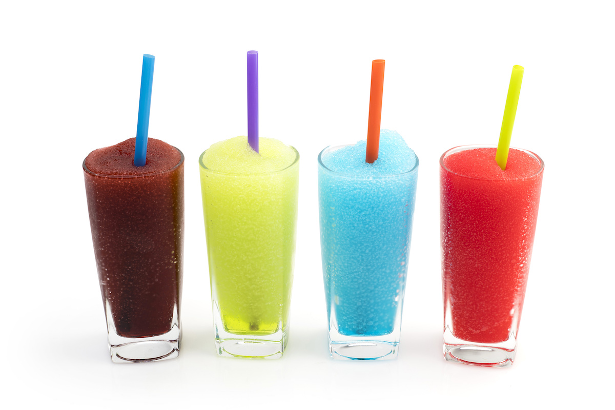 Event Rental Frozen Drink Rental